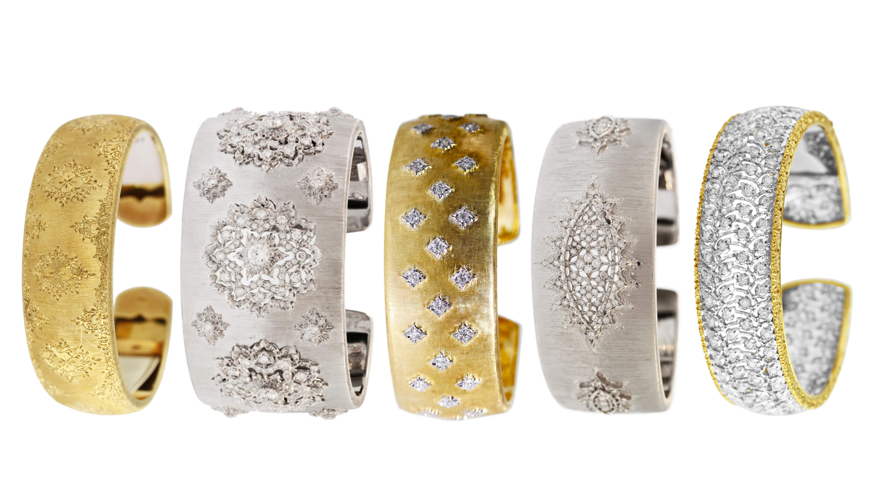 The Buccellati Cuff