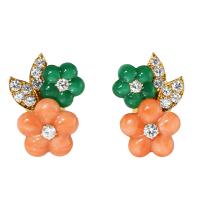 Earrings by J.S. Fearnley