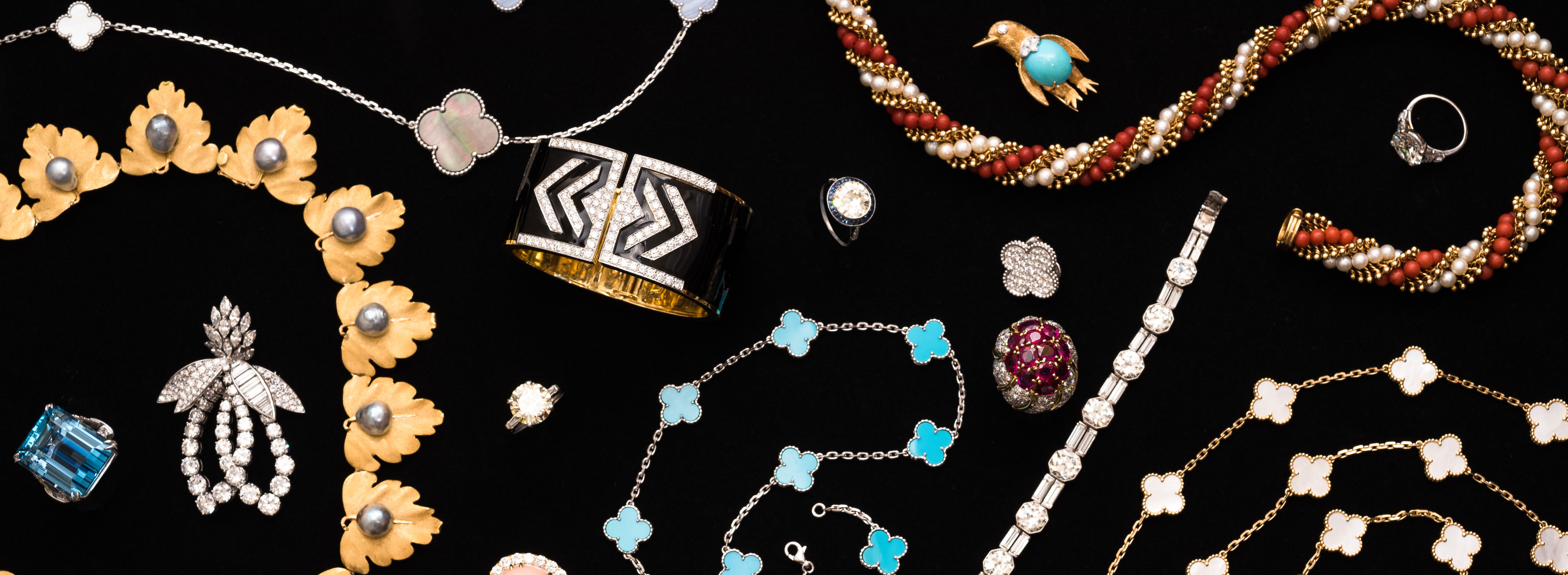 Sell Your Jewelry | Rare Antique & Fine Estate Jewelry | J.S. Fearnley