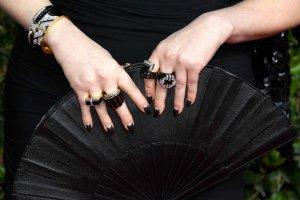 Natasha Lyonne David Webb Jewelry Golden Globes 2020