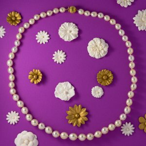 Cultured south sea pearl necklace jsfearnley