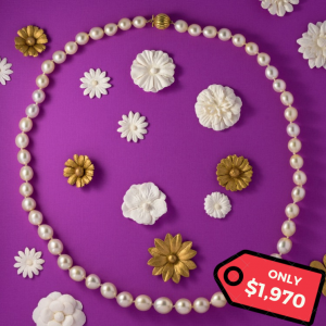"""28"""" Large South Sea Pearl Necklace"""